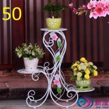 Fashion-multi-layer-iron-flower-font-b-stand-b-font-French-flower-pot-holder-ladder-solid